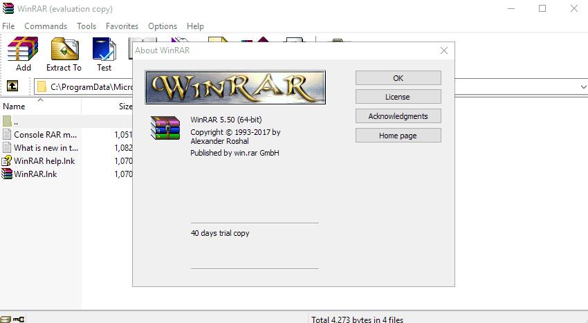 WinRAR Activation Code