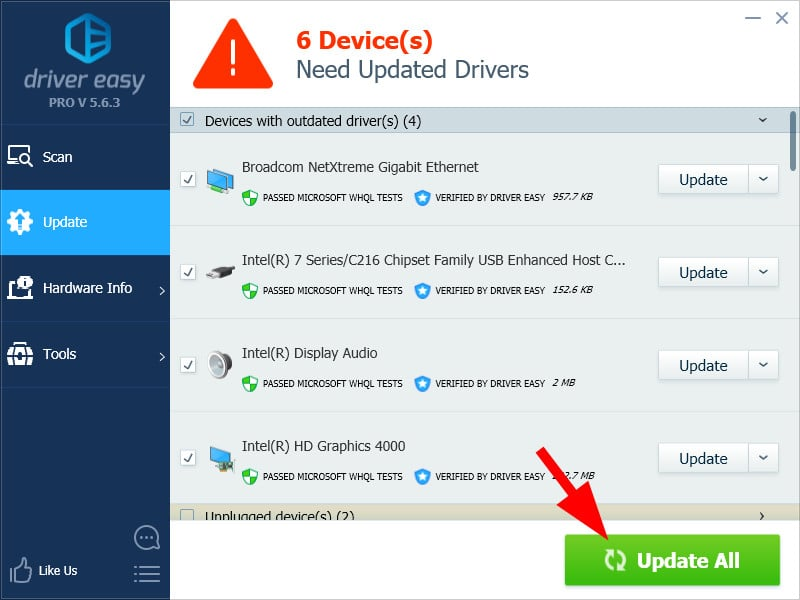 Driver Easy Professional Activation Code
