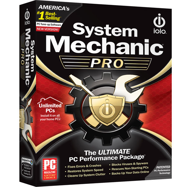 System Mechanic PRO 20.0.0.4 Crack + Activation Key 2020 [Updated]