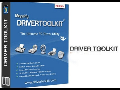 DriverToolkit 8.6.0.2 Crack With License Key New Release 2020 Latest