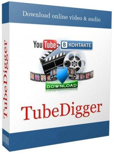 TubeDigger Pro Crack 6.8.9 Full Patch & Registration Key 2020