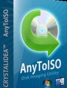 AnyToISO Crack 3.9.6 Build 670 & Registration Code Free Download