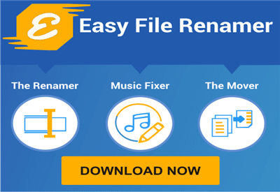 Easy File Renamer 2.4 Crack + Full License Key Latest Version 2020