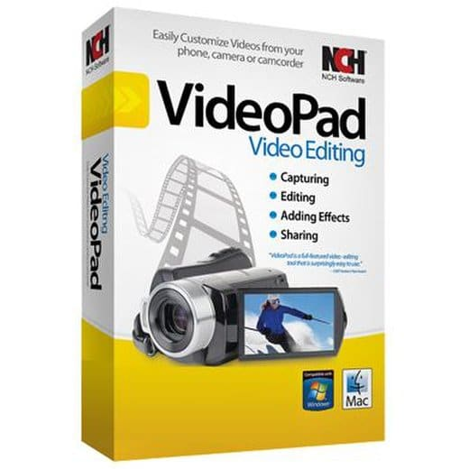 VideoPad Video Editor Crack 10.37 & Registration Code (2021)