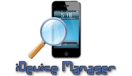 iDevice Manager Pro Crack 10.5.0.0 & Registration Keygen Download