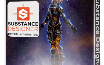 Substance Designer Crack 10.2.2.4285 Torrent & License Key 2021 Free