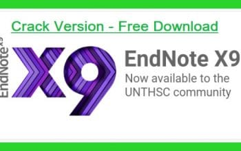 EndNote X9.3.3 Crack Product Key 2020 Free Download